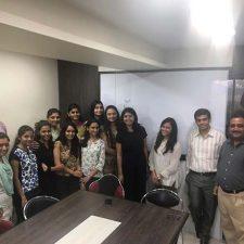 Four seasons at Mumbai office